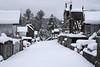 reposez en paix (Steph Blin) Tags: neige hiver winter snow auvergne lamonnerielemontel 63 cimetière cemetery graveyard tombes caveaux tombs rip