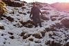 In the Snow (Muhammad Awais Sheikh) Tags: snow sun flares nathiagali galiyat
