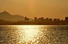 I need this... (Ruby Ferreira ®) Tags: sunset pôrdosol ripples bay baía silhuetas silhoeuttes city
