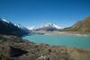 Tasman Lake and glacier (gsreejith) Tags: newzealand nz mtcook mountcook mountain glacier lake nature naturephotography