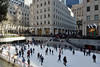 Santa on the Ice (Eddie C3) Tags: newyorkcity manhattan rockefellercenter