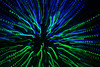 (ac-marie) Tags: abstract artistic art color colorful blue green zoom blur blurry neon light lights colors night