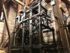 (babyfella2007) Tags: winnsboro sc south carolina town clock mechanism works gears antique old oldest running tower steampunk machine wheels child grant carson jason climb explore space place wooden alcolite church robe candle boy young historic history iron first methodist fairfield county
