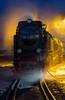 Feierabend (Andreas Liwnskas) Tags: hsb wernigerode bahnhof germany deutschland harzquerbahn harzerschmalspurbahnen harz ostharz nachtaufnahmen dampflokomotiven