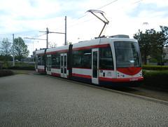 Olomouc tram No. 206. (johnzebedee) Tags: transport tram publictransport vehicle olomouc czechrepublic johnzebedee