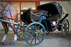 """Taxi liégeois hippomobile """"Milord"""", Musée des transports en commun de Wallonie, Liège, Belgium (claude lina) Tags: claudelina belgium belgique belgïe liège musée museum muséedestransportsencommundewallonie taxihippomobile"""