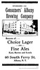1913 consumers' albany brewing company (albany group archive) Tags: albany ny history business 1913 consumers brewing company south ferry street early 1900s 60 brewery old vintage photos picture photo photograph historic historical