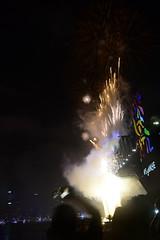 Sydney NYE 2017/8 (Andreas Zehetner) Tags: sydney silvester feuerwerk firework nye australia 2018 2017 long exposure color clour