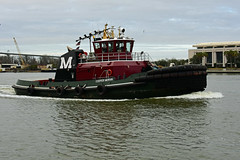 Tugboat Cooper Moran (Jimmie Fisher) Tags: tugboatcoopermoran tugboat morantowingcompany savannahriver savannahgeorgia