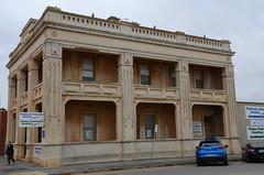 DSC_8204 Truscott House, 26 Taylor Street, Kadina, South Australia (johnjennings995) Tags: amp australianmutualprovidentsociety kadina australia architecture southaustralia artdeco