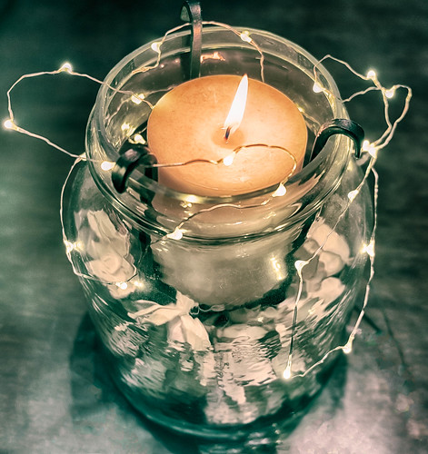 """It is better to light a candle than curse the darkness.""  ― Eleanor Roosevelt"