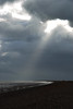 Lydd on Sea (richwat2011) Tags: octnovdec17 kent seaside coast coastline shore shoreline lade lyddonsea southcoast romneymarsh beach nikon d200 18200mmvr stormysky cloudysky darksky clouds cloudy