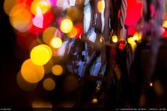 1/52 : Bokeh (Ludtz) Tags: ludtz canon canoneos5dmkiii 5dmkiii dusk crepuscule night nightlights nuit lumières lumièrenocturne bokeh ef135|2l 83 provence mediterraneansea méditerranée mer var cotedazur winter hiver lelavandou christmaslights fêtesdefindannée christmas noël 52weeksthe2018edition 52weeks 52semaines