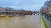 79-Paris décembre 2017 - la Seine et le Pont Marie, vus depuis le Pont-Louis-Philippe (paspog) Tags: paris france décembre 2017 seine river fleuve fluss pont pontmarie quai quaidebourbon