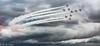 RAF Red Arrows (Zorro Photography) Tags: redarrows riat2017 moodysky formationflying skilledpilots
