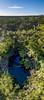 Hoyo Claro (bello castillo) Tags: freshwater cenote jungle nature green vertorama panorama vertical aerial drone mavic mavicpro djimavicpro dji puntacana laaltagracia dominicanrepublic