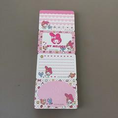 My Melody memo pad (Bie3y) Tags: 1999 sanrio memopad mymelody