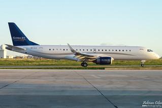 Comlux --- Embraer ERJ-190-100 Lineage 1000 --- 9H-GJC