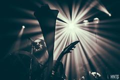 Behemoth - live in Warszawa 2017 fot. Łukasz MNTS Miętka-37