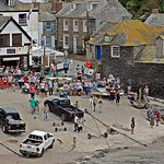 Doc Martin - Filming of E7 S8 Blade on the Feather - Port Isaac, Cornwall - July 2017 thumbnail