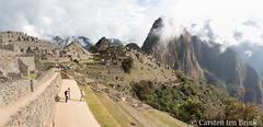 Misty Machu Picchu morning