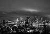 _DSC9938 (TurboDirk1) Tags: rotterdam euromast skyline city night blackandwhite
