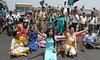 PROTEST 13 (TheDispatch) Tags: jammu kashmir jammuandkashmir jammusrinagar highway kashmiri militancy mehbooba mufti nirmal singh chowdhary zulfkar ali