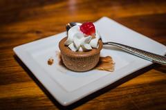 356-365 (andanzasderuthie) Tags: 365project2017 dessert iatethis brownie cheesecake petite indoor