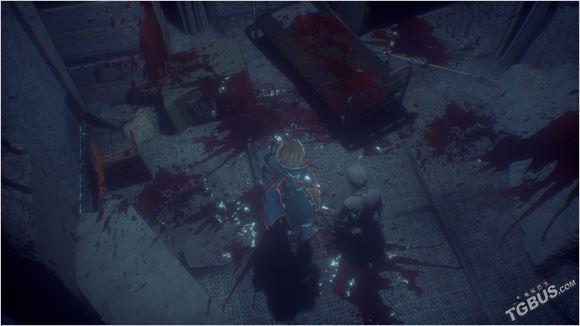 《血之暗號》新高清截圖曝光 場面血腥大呼過癮