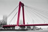 Willem (Rob Oo) Tags: southholland netherlands bridge holland nederland rotterdam thenetherlands willemsbrug ro016b skyline hss