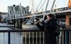 Meta-photo-experimentation (PChamaeleoMH) Tags: centrallondon london mobilephones people phones photographers photography southbank