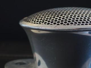 "Trumpet air filter of a carburettor SU 2"""