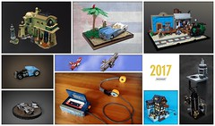 2017 (Vaionaut) Tags: lego mocs 2017 starwars hotrod car classiccar cuba western space rogueone roguebricks creations rebels collage collection walkman guardiansofthegalaxy sony pirates