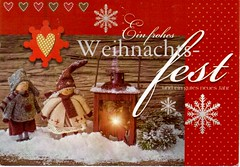 Postcrossing DE-6779890 (booboo_babies) Tags: red christmas germany german holiday postcrossing winter