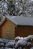 Winter glitter (dididumm) Tags: glitter winter snow sunshine cold little gardenshed wood wooden roof dach ausholz hölzern gartenhaus klein kalt kälte sonnenschein schnee flitter