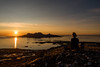 The iconic island of Landegode just outside of Bodø, Norway. (frodekoppang) Tags: midnightsun ocean sunset sunrise landscape norway northernorway abovearticcircle