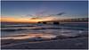 (etzel_noble) Tags: reflections longexposurephotography longexposure sunrisephotography beach canon1740mm canon6d pier oscodabeach oscoda michigan sunrise