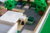 01 - Waiting to be picked up outside the NMAH daycare (wrtyler) Tags: lego architecture nationalmuseumofamericanhistory nmah nationalmall washingtondc micro microscale