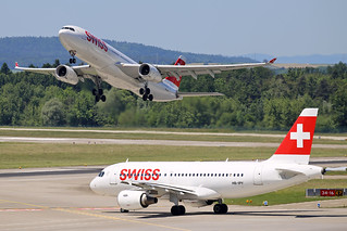 Swiss International Air Lines Airbus A319-112 HB-IPY