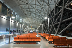 Kansai International Airport (KIX) (takashi_matsumura) Tags: kansai international airport kix isumisano osaka japan nikon d5300 sigma 1750mm f28 ex dc os hsm architecture