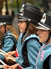 High School Drumline (swong95765) Tags: band drummers drumline uniforms highschool march marching parade