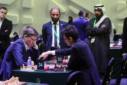 Saudi Arabia Blocks Israel's Chess Team From World Championships