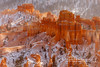 The Orange Castles (rkpunnamraju) Tags: hills trees explore outdoor canyons park sunrise landscape nps nationalpark snow brycecanyon
