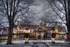 Paine (Sharolk) Tags: oshkosh paineartcenter wisconsin landmark art architecture winter nutcracker