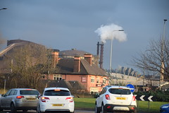 DSC_7241 Scunthorpe North Lincolnshire Steel Works Still Operating which is Good News for the Town Ashby Lodge Fayre & Square English Pub (photographer695) Tags: scunthorpe north lincolnshire steel works still operating which is good news for town ashby lodge fayre square english pub