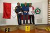 Trofeo Indoor di fine Anno Città di Arezzo 25+18 mt. (rommy555) Tags: arezzo arco arrows frecce compound podio