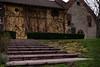 P1166603 (klangcharakter) Tags: treppe busch baum natur outdoor haus anwesen wiese dach fenster panasonic mft lumix gh5 voigtländer nokton 175mm iso100 11000sek trebur steindamm grosgerau hessen