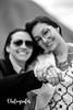 Juntas (Caco Tallani) Tags: love couple lgbt black white pentax mountain chile el yeso