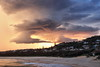 Crazy Storm! (TonyinAus) Tags: storm beach sunset sand sky australia