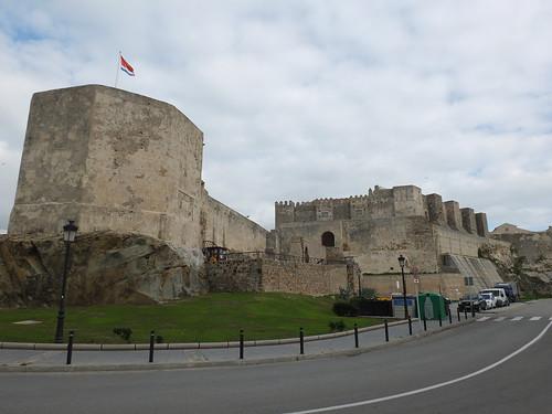 Castillo de Guzmán el Bueno - Vista general
